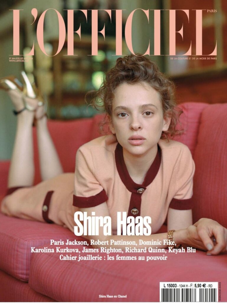 LOfficiel de la Mode Paris magazine