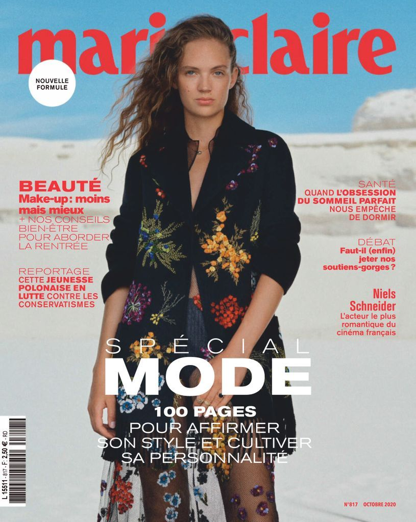 Marie Claire France magazine