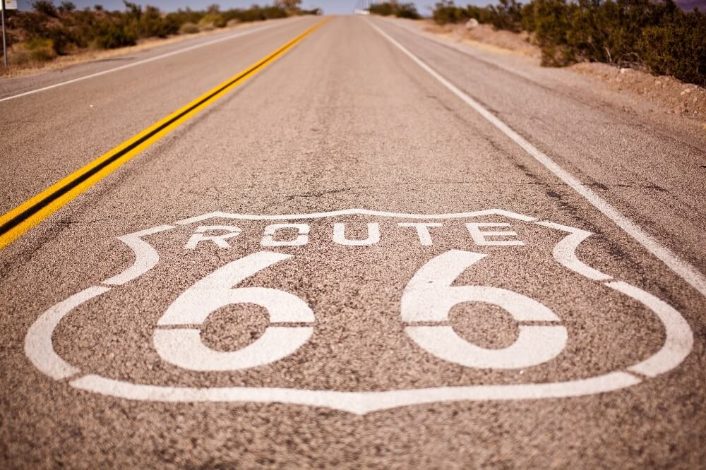 Journey on The Mother Road - Route 66